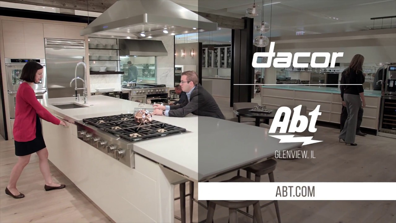 Dacor Appliances In The Abt Inspiration Studio