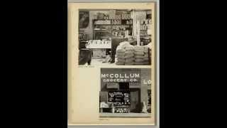 Photograph albums for Let us now praise famous men Walker Evans 2