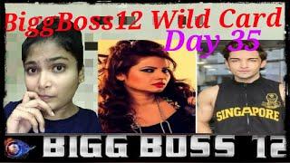Bigg Boss 12 Weekend Ka Vaar October 21 episode Review,Voot, Megha Dhade as a Wild Card Entry, #BB12