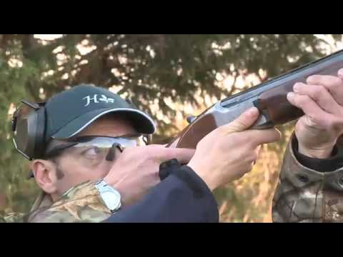 Fieldsports Britain - Sport in the snow, shooting lesson plus eagles on hares