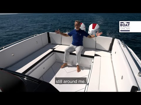 MAR.CO E-MOTION 36 - Rib Review - The Boat Show