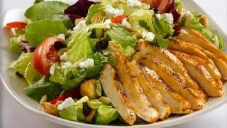 Recette Salade Caesar Et Sauce Maison