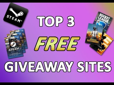 Giveaway Sites