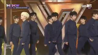 170530 [HD] THE SHOW 세븐틴(SEVENTEEN) - Don't Wanna Cry
