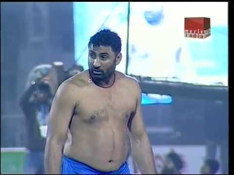 KABADDI WORLD CUP 2012 FINAL  INDIA VS PAKISTANHAJI ARSHAD