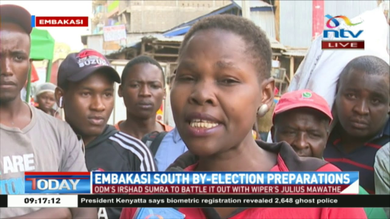 Embakasi South by-election: ODM's Irshad Sumra to battle it out with  Wiper's Mawathe