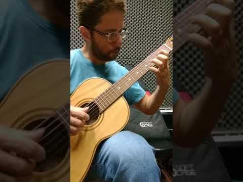 Violão Tranquillo Giannini n°2