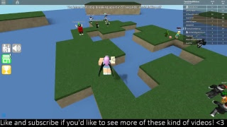 Playing different games on ROBLOX || ROBLOX Gameplay || TheKittyROBLOX