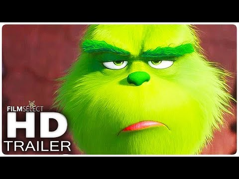 Download Youtube: THE GRINCH Official Trailer (2018)