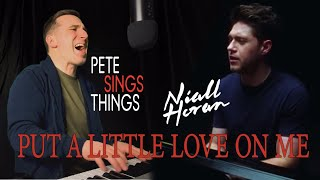 Put a Little Love On Me - Niall Horan (Pete Sings Things cover)