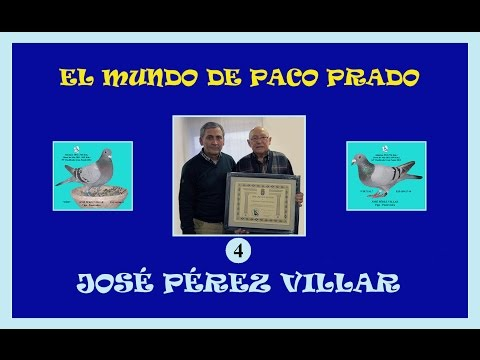 JOSÉ PÉREZ VILLAR, un referente de la colombofila gallega,Racing Pigeons loft, Palomas mensajeras.