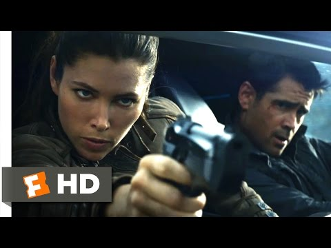 Total Recall (2012) - Car Chase Scene (4/10) | Movieclips