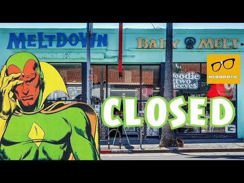 Marvel's Fresh Start Won't Help Meltdown Comics