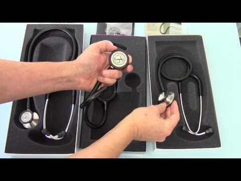 Littmann Cardiology versus Littmann Classic II SE versus Littmann Classic III Stethoscopes
