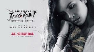LO CHIAMAVANO JEEG ROBOT - ALESSIA (ILENIA PASTORELLI) - Backstage #4 | HD