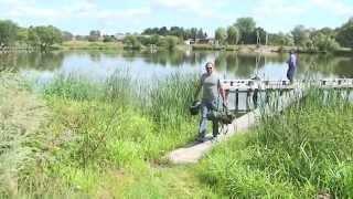 Соревнования по спортивной рыбалке СПАРТАК