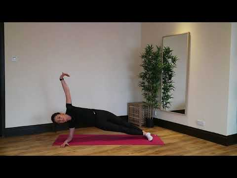 20-minute Power Pilates