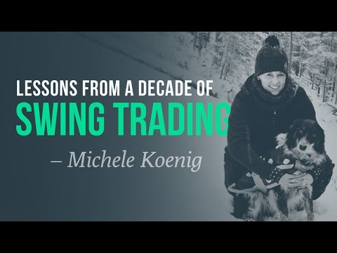 Lessons from a decade of Swing Trading w/ Michele Koenig aka OffshoreHunter