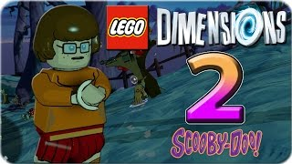 Let´s Play LEGO DIMENSIONS [DEUTSCH] SCOOBY DOO WORLD #02 Velma´s Brillen