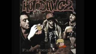 Hot-Dawgz feat Casse-Croute - Artillerie Lourde