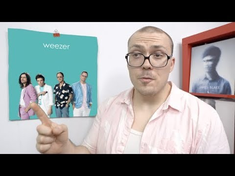 Weezer - Weezer (The Teal Album) ALBUM REVIEW Mp3