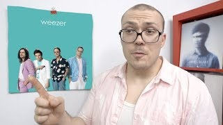 Weezer - Self-Titled (Teal) ALBUM REVIEW