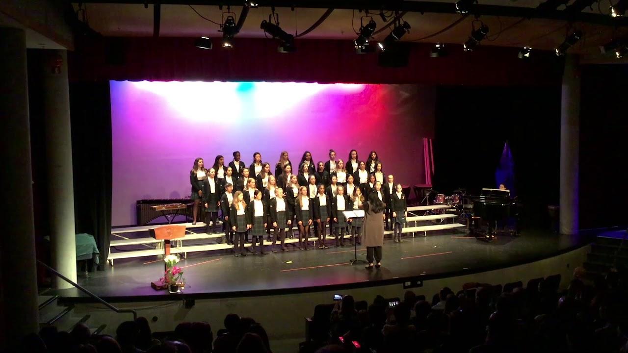 Gr  7 Choir: