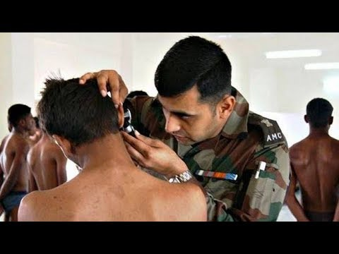 MEDICAL STANDARDS In INDIAN AIRFORCE