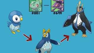Pokémon: How to Evolve - All Evolution Lines (Generation 1-5)*(EDIT: The new, updated, and overall improved version of this video is available! With Generation 7 Pokémon! Don't waste your time with this one, and go here to ..., 2012-07-14T16:37:04.000Z)