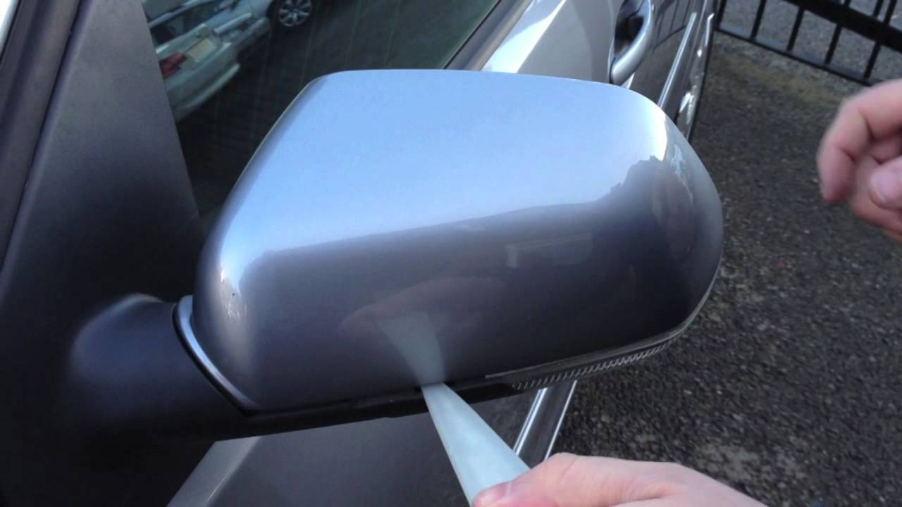 Change Your Vw Wing Mirror Cap Quot How To Quot Youtube
