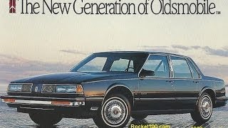 Lookt at My 1989 Oldsmobile Eighty Eight Royale Brougham