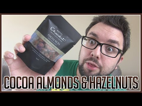 Hotel Chocolat Cocoa Nuts Review