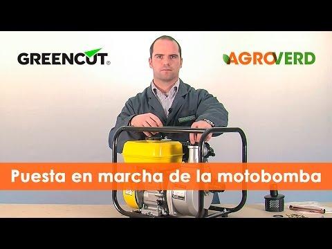 Puesta En Marcha De La Motobomba