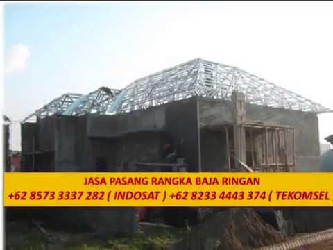harga rangka atap baja ringan di malang 6282334443374 pasang per meter