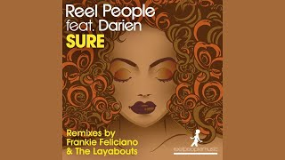 Reel People feat. Darien - Sure (Frankie Feliciano Classic Vocal Mix)
