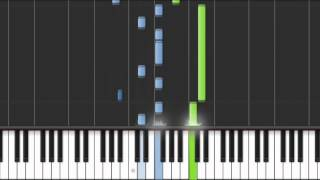 The Fray - How To Save A Life - Piano Tutorial