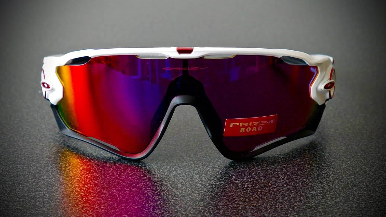 Oakley Jawbreaker Prizm >> Oakley Jawbreaker Unboxing 4k