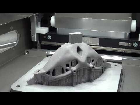 Renishaw Metal 3D Printer