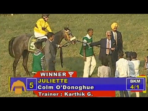 Juliette With Colm O Donoghue Up Wins The Indian Oaks Gr 1 2020