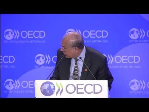 OECD Week 2015 – Presentation of the Economic Outlook