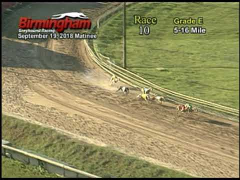 09/19/18 Afternoon Race #10