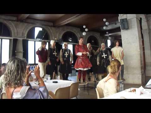 Fête médiévale de Vienne (Isère) Août 2012