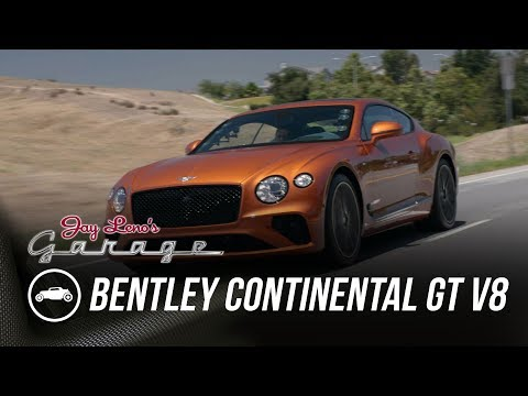 2020 Bentley Continental GT V8 – Jay Leno's Garage