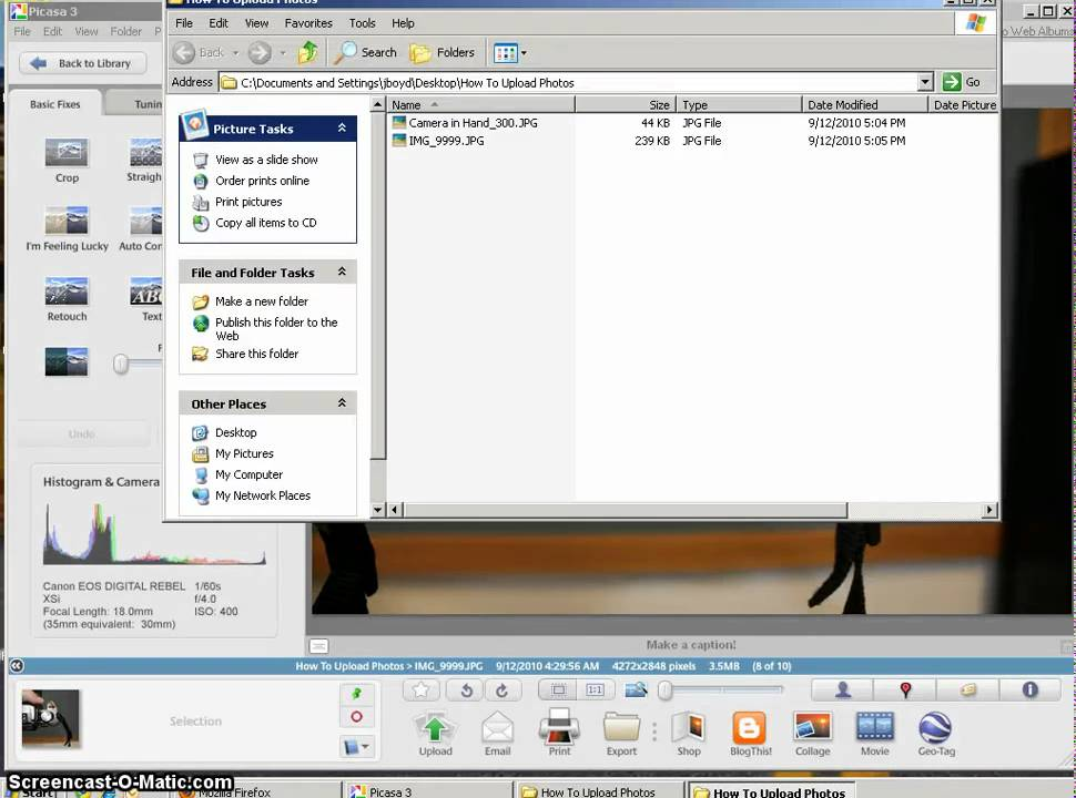 How to Resize Photos in Picasa: 6 Steps (with Pictures
