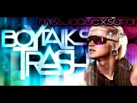 Boy Talks Trash | I Don't Want Anymore | Lyrics