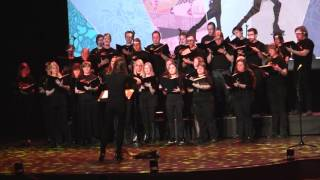Anime/Game Music Live, History Maker, choir