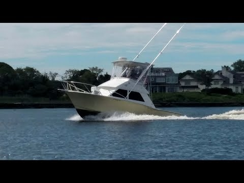 30' 1975 Chris-Craft Tournament Offshore Yacht Sales