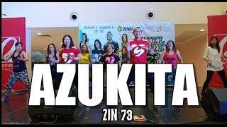 AZUKITA | ZIN 73 | Steve Aoki,Daddy Yankee,Play-N-Skillz&Elvis Crespo | Zumba | JM x CM