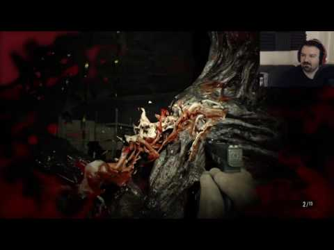 Resident Evil 7: Biohazard Playthrough Pt14 - Ghosts In The Attic/A Basement Surprise