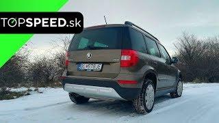 Jazdenka Škoda Yeti (2009 - 2017) - TOPSPEED.sk